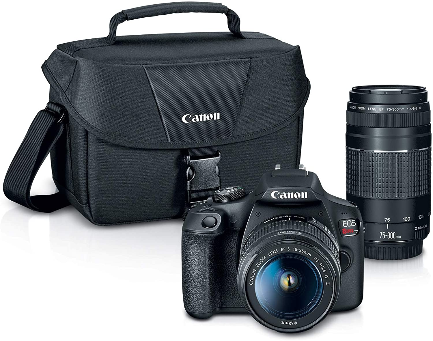 Canon DSLRs and EF lenses