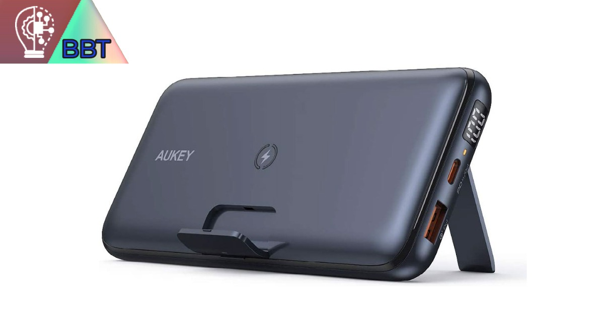 Aukey Wireless Portable Charger